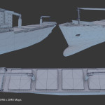 CargoShip_Wireframe