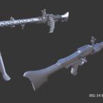 MG34_HighPoly