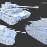 Tank_PzfIV_HighPoly